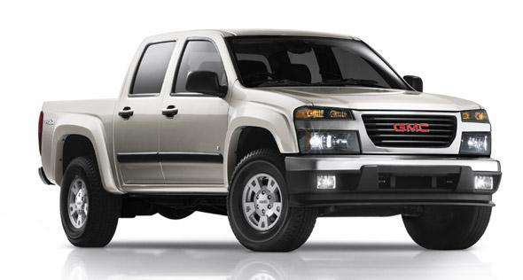 2007 GMC Canyon Truck Picture