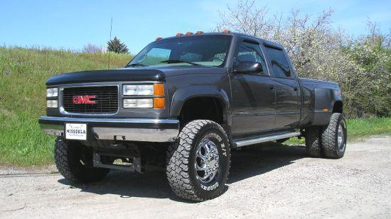 2000 GMC 3500 Truck Picture