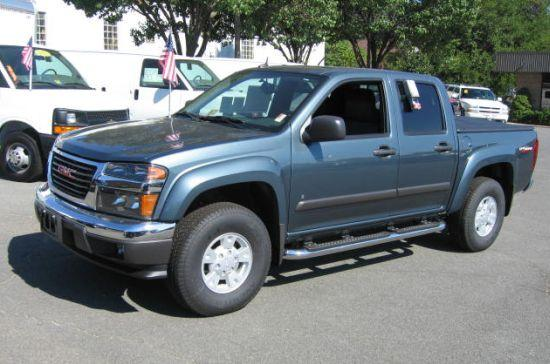 2006 GMC Canyon Truck Picture