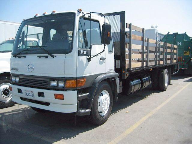 2003 Hino FE2620 Truck Picture