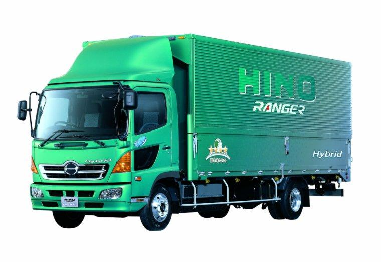 Hino Ranger Truck Picture