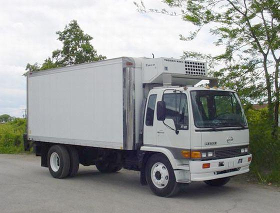 2000 Hino FE18 Truck Picture