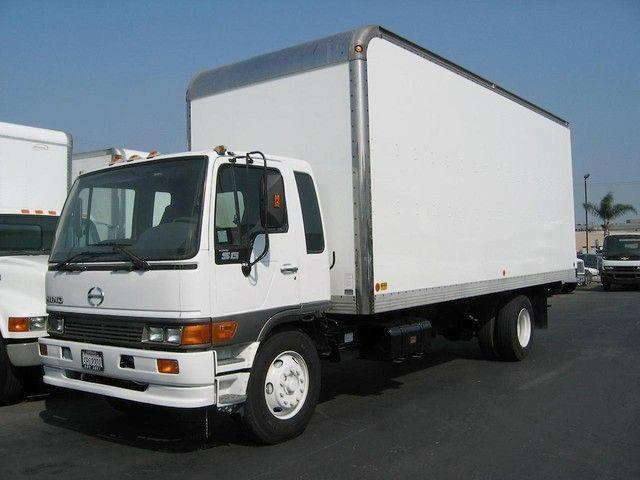 2000 Hino SG3325 Truck Picture