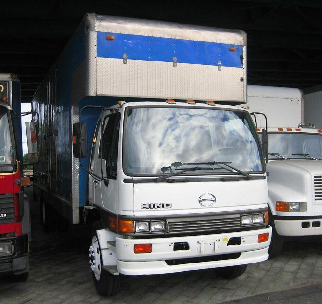 2001 Hino FE2620 Truck Picture