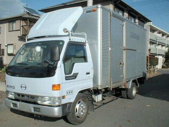 2005 Hino Ranger Truck Picture