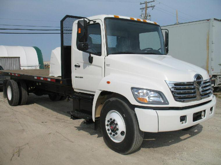 2007 Hino 308T Truck Picture