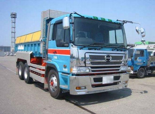 Hino Special Truck Picture