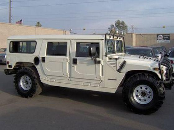1995 Hummer H1 Wagon Picture