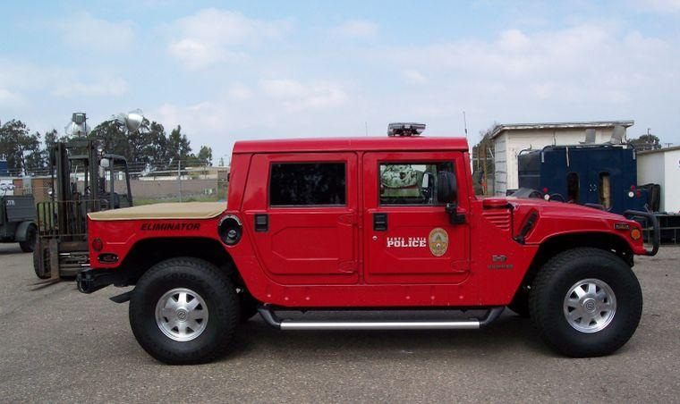 1995 Hummer HT Trruck Picture