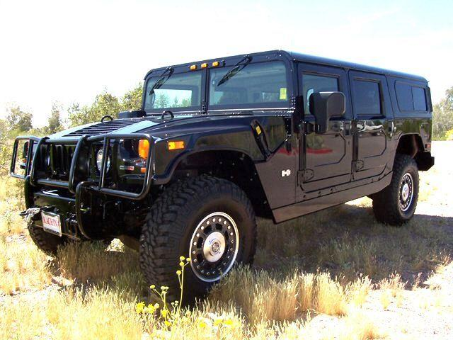 2005 Hummer H1 Alpha Truck Picture