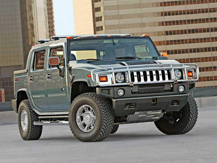 2005 Hummer H2 Truck Picture