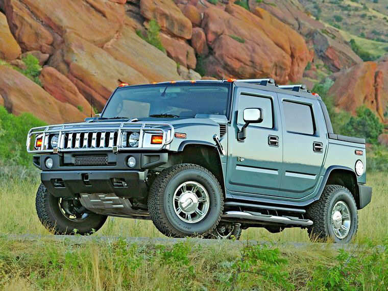 2005 Hummer H2 SUT Truck Picture