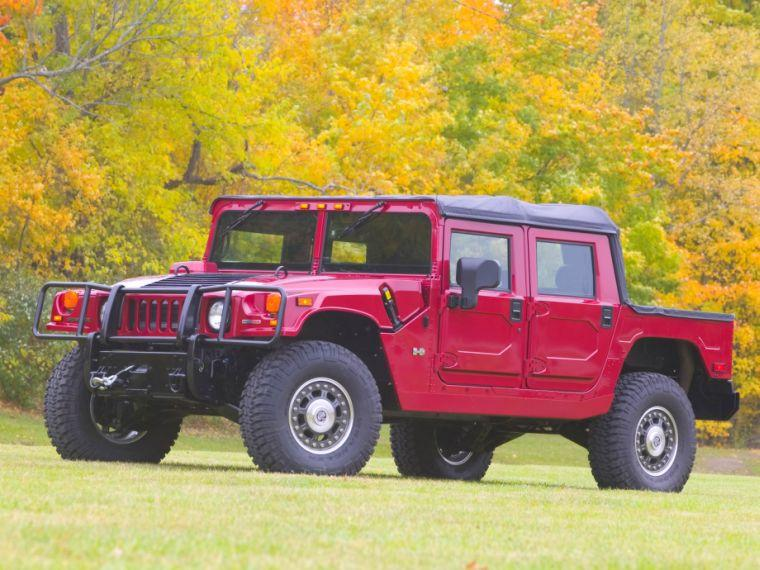 2006 Hummer H1 Alpha TRuck Picture