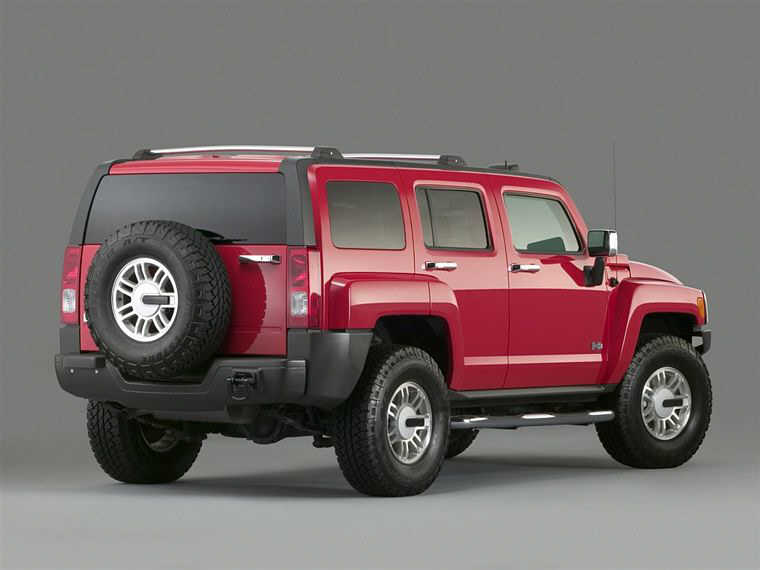 2005 Hummer H3 Truck Picture
