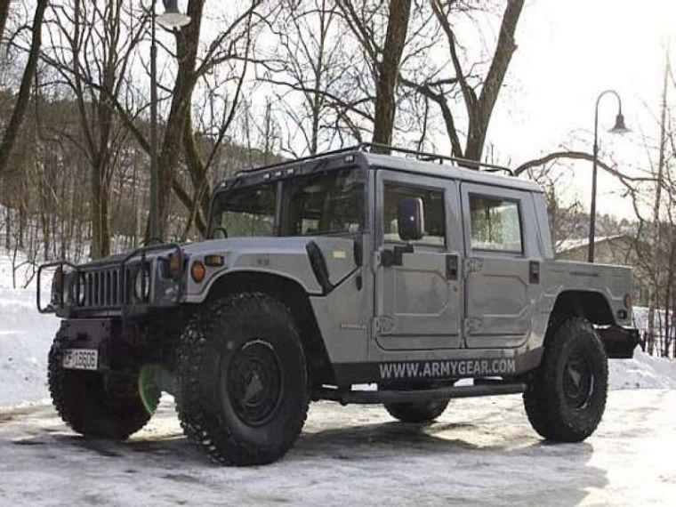 1995 Hummer H1 Truck Picture