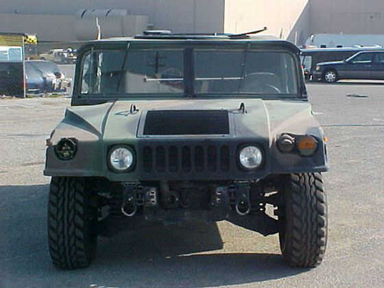 1990 Hummer MW Truck Picture