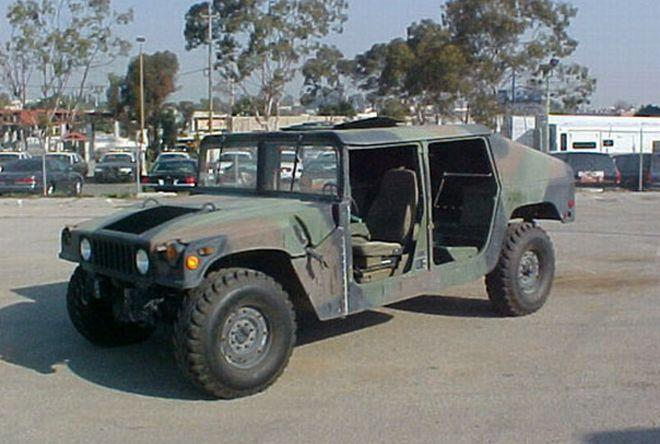 1990 Hummer Military MV Truck Picture