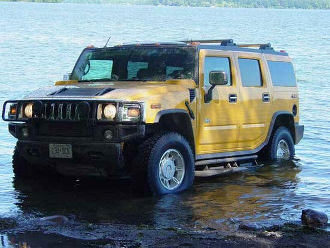 1992 Hummer H2 Truck Picture