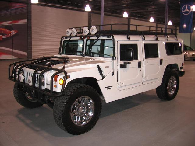 1998 Hummer H1 Truck Picture