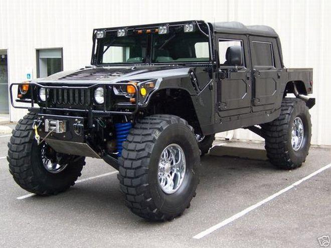 1999 Hummer Truck Picture