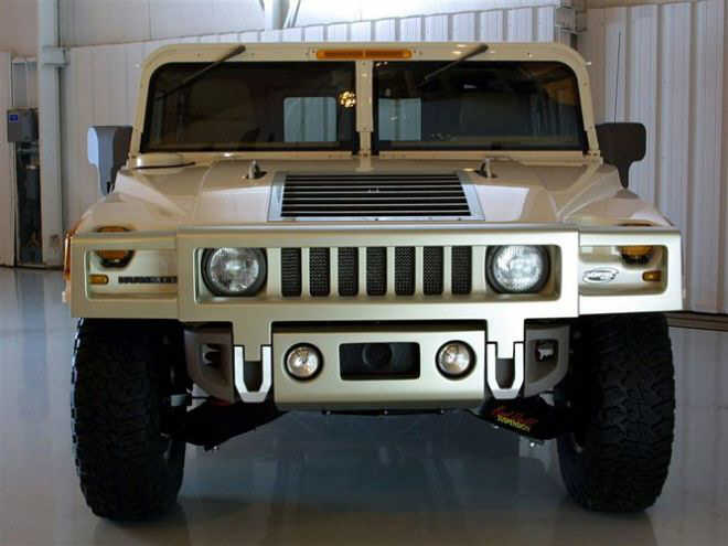 2005 Hummer H1 Truck Picture