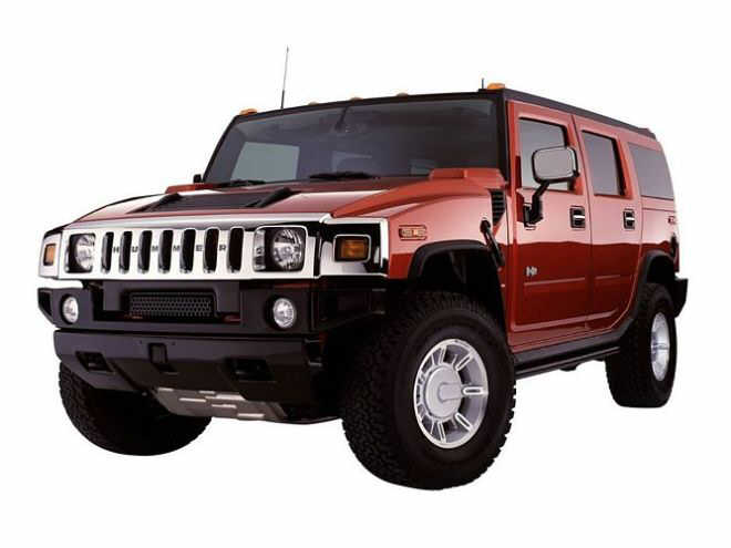 2005 Hummer H3 SUV Picture