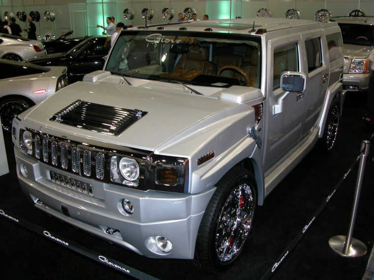 Hummer Giovanna H2 Truck Picture
