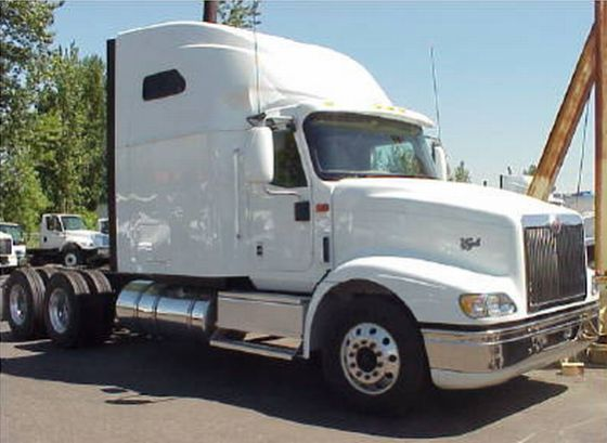 2007 International 9400 Truck Picture