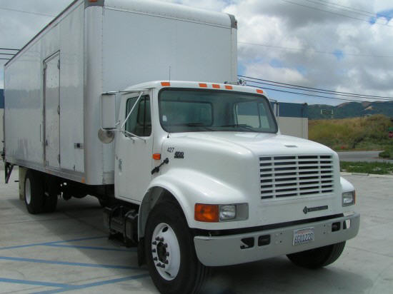 2001 International 4700 Truck Picture