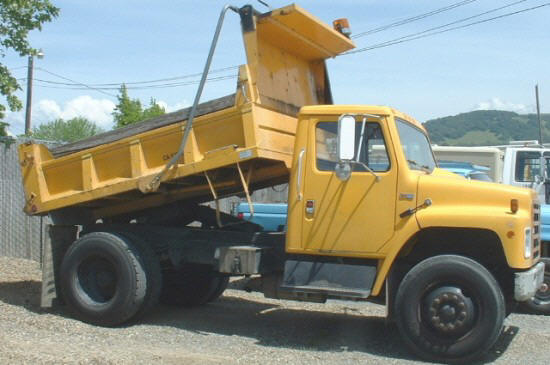 1988 International S1600 Truck Picture