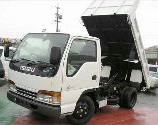 1991 Isuzu Elf Truck Picture