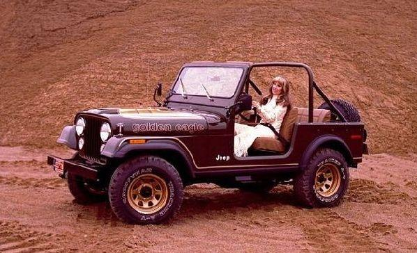 1978 Jeep Golden Eagle Truck Picture