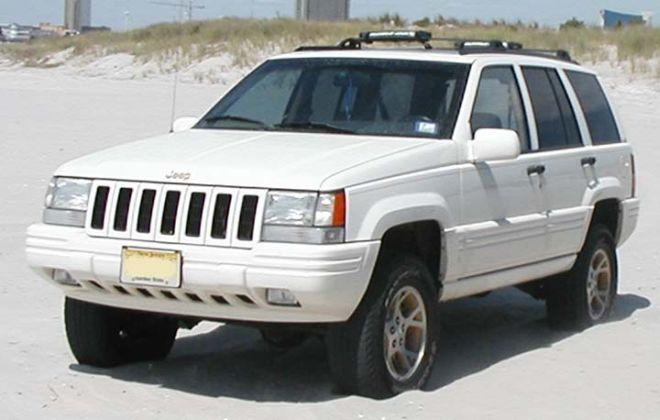 1997 Jeep Grand Cherokee Truck Picture