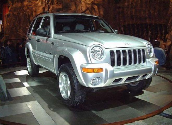 2002 Jeep Liberty Truck Picture