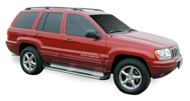 2003 Jeep Grand Cherokee Truck Picture