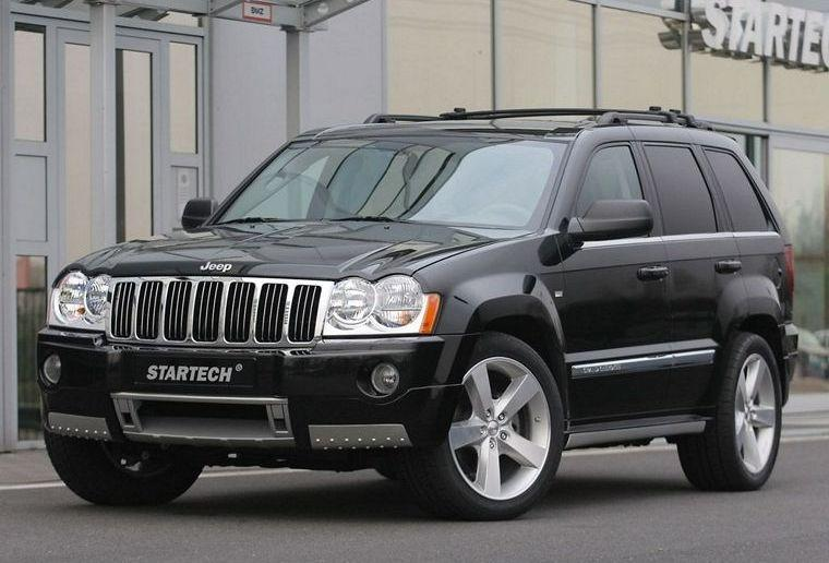 2005 Jeep Startech Grand Cherokee SUV Picture