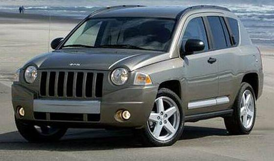 2007 Jeep Compass Picture