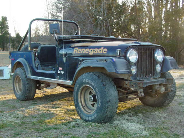 1978 Jeep CJ7 Picture