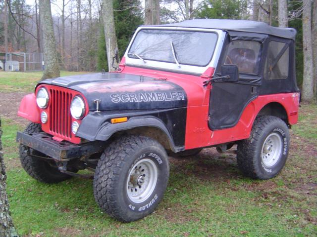 1980 Jeep CJ5 Picture