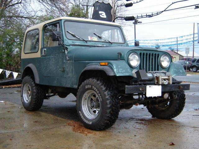 1983 Jeep CJ-7 Picture