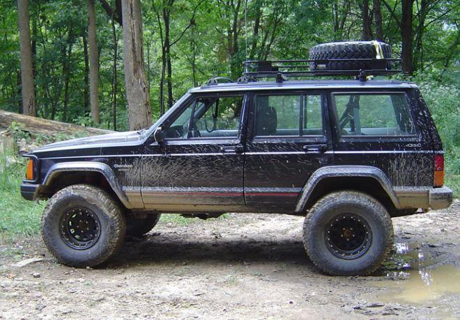 1995 Jeep Cherokee Sport Truck Picture