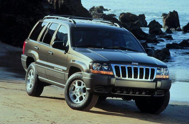 1999 Jeep Grand Cherokee Truck Picture