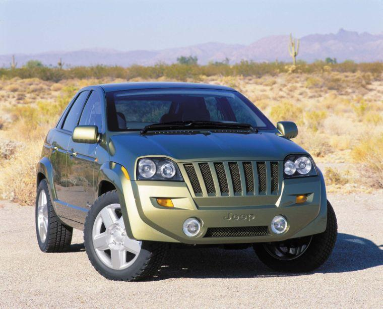 2000 Jeep Varsity Concept Picture