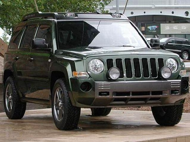 2007 Jeep Patriot Picture