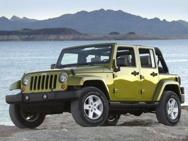 2007 Jeep Wrangler Truck Picture