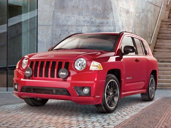 2008 Jeep Compass Rally CUV Picture