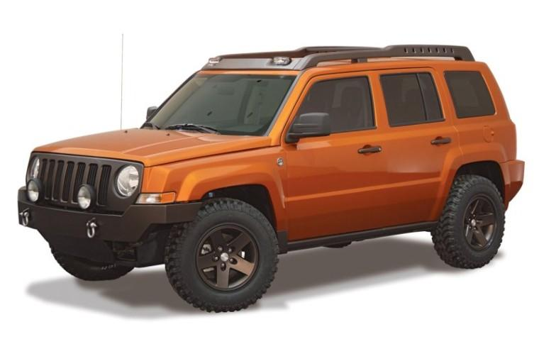 2008 Jeep Patriot Customized Truck Picture