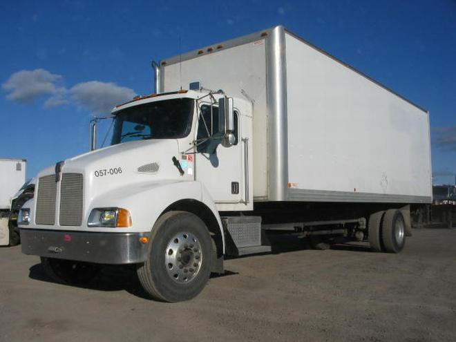 2001 Kenworth T300 Truck Picture