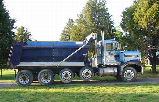 1980 Kenworth C500 Truck Picture