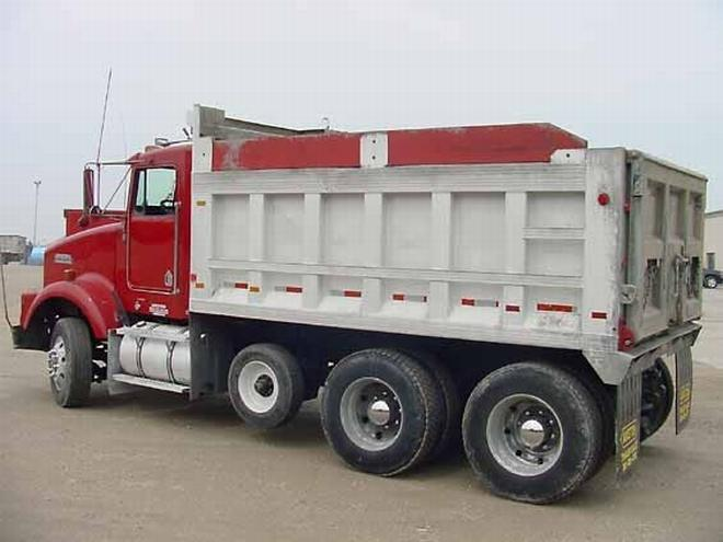 1993 Kenworth T800B Truck Picture
